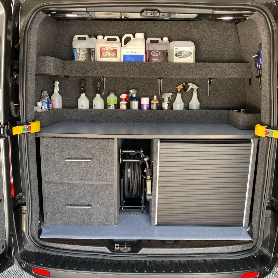 Midlands Valeting Vans